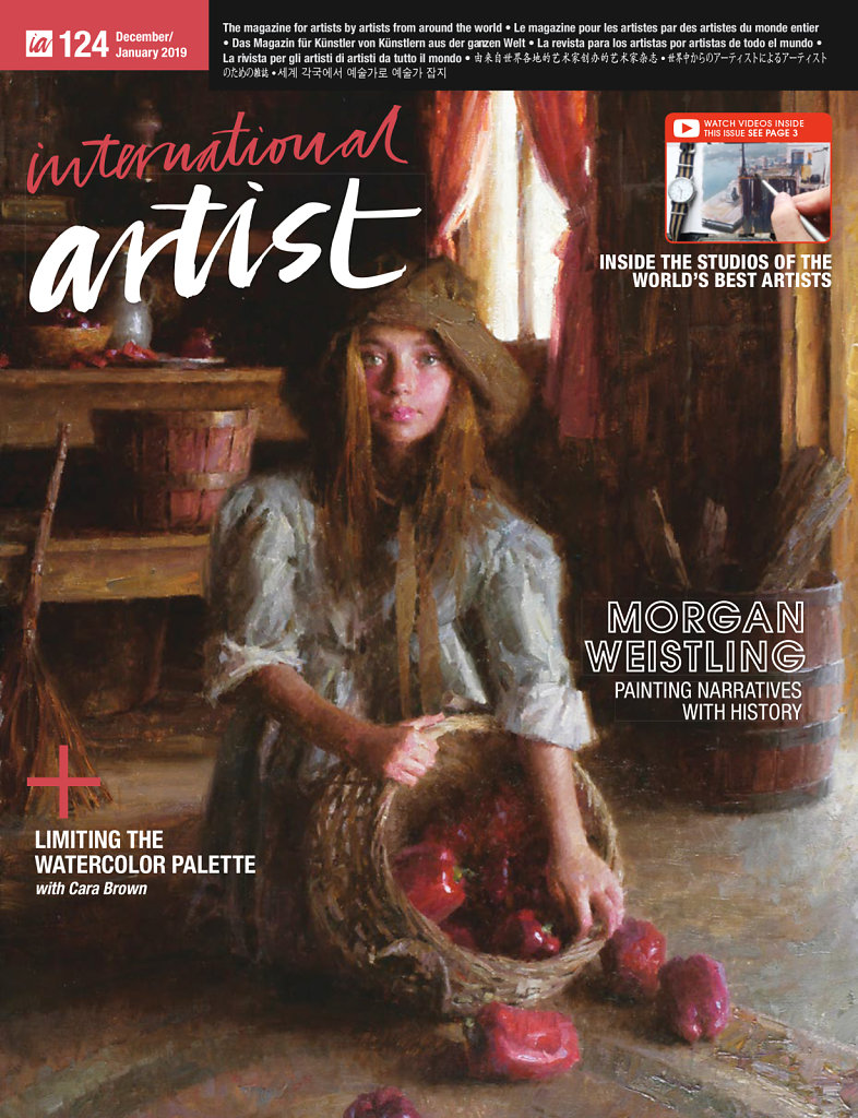 International Artist Issue No 124